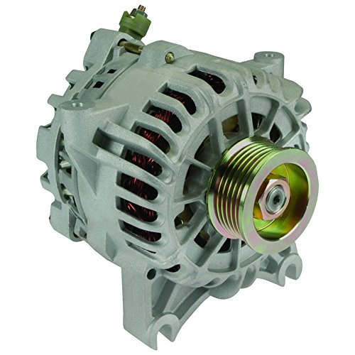 New Alternator Replacement For 2004-2008 04 05 06 07 08 Replacement Ford F150 F250 F350 Lincoln Mark LT 4.6L 5.4L V8 4L3U-10300-BA 4L3U-10300-BB