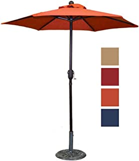 patio umbrella planter