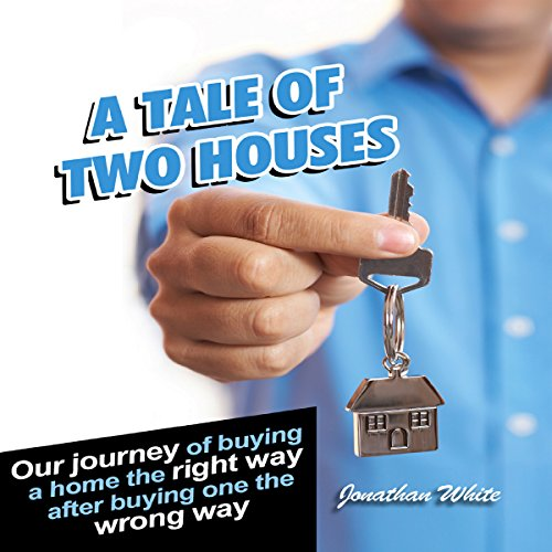 A Tale of Two Houses audiobook cover art