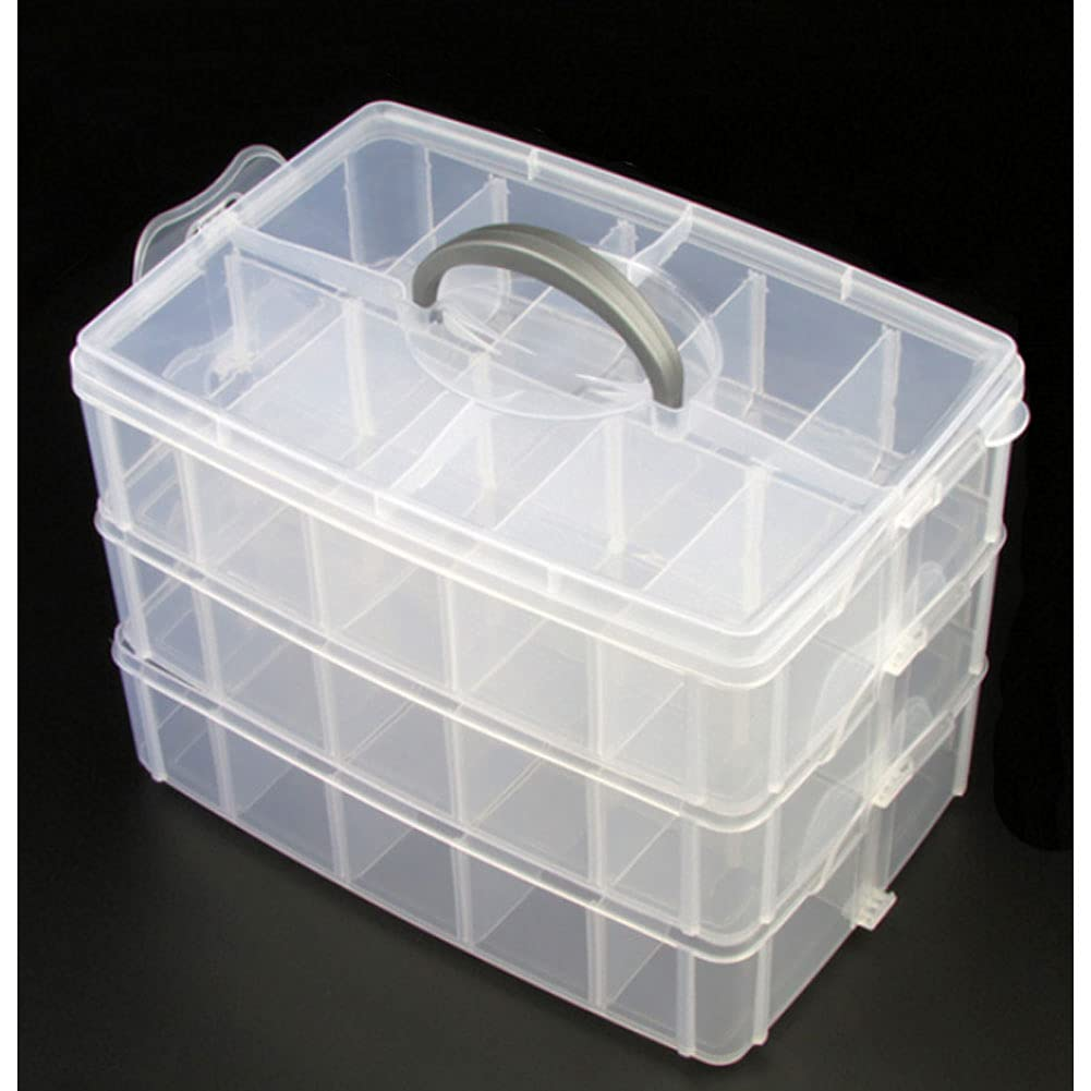 JforSJizT Washi Tape Box Organizer Closet Contai Storage Max 51% OFF Columbus Mall Divider