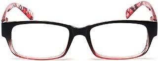 Aiweijia Reading Glasses Fashion Men Women Spring Hinge Readers +1.0 to +4.0