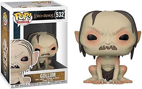 A-Generic Herr der Ringe Pop Figur! Exquisite Gollum Sammler Vinyl Figur aus der Filmserie