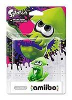 Amiibo Splatoon Squid (Nintendo Wii U/3DS) (輸入版)