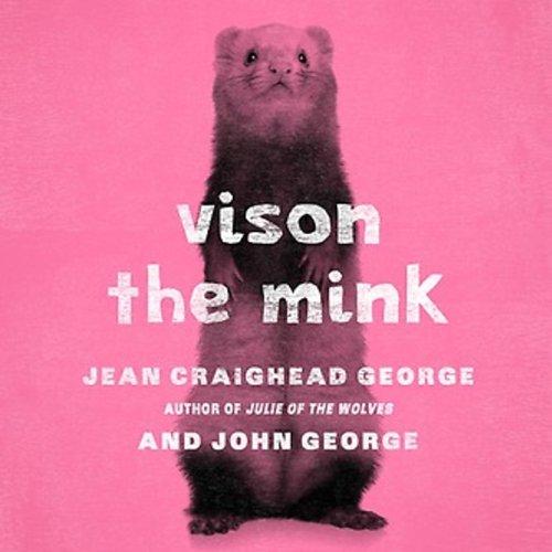 Vison the Mink audiobook cover art