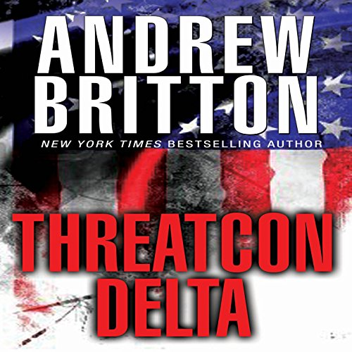 Threatcon Delta audiobook cover art