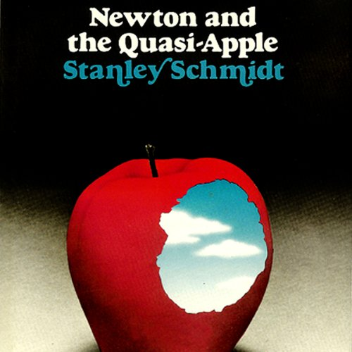 Newton and the Quasi-Apple audiobook cover art