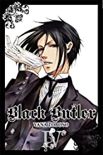 Black Butler, Vol. 4 (January 25, 2011) Paperback