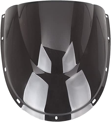 popular Mallofusa Motorcycle popular Windscreen Front Windshield discount Compatible for Ducati 996 1994 1995 1996 1997 1998 1999 2000 2001 2002 Black online