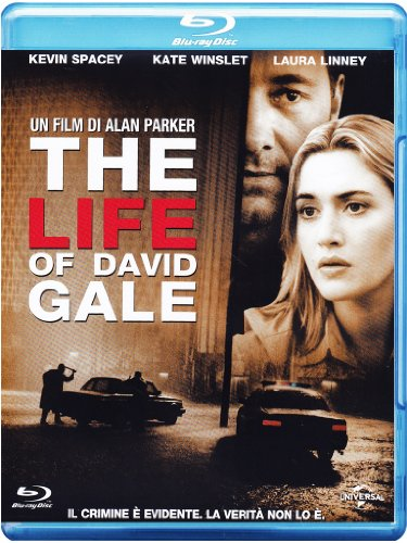 The Life of David Gale [Blu-Ray] [Import]