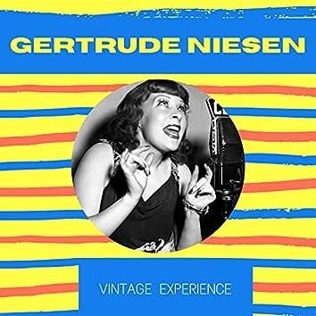Gertrude Niesen - Vintage Experience