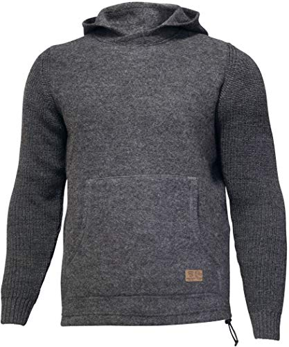 Ivanhoe of Sweden Pentland 2021 - Sudadera con capucha para hombre (talla M), color gris
