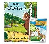 Buchspielbox Libro Grüffelo: Der Grüffelo (libro de fotos de cartón en cuatro...