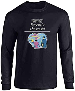 Handbook for The Recently Deceased Costume Full Long Sleeve Tee T-Shirt