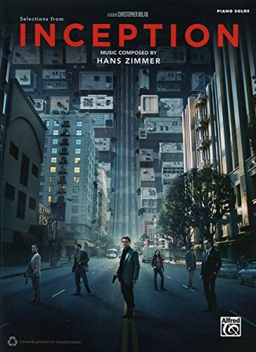 Inception: Piano Solos