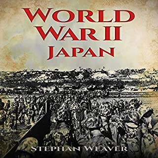 World War 2 Japan cover art