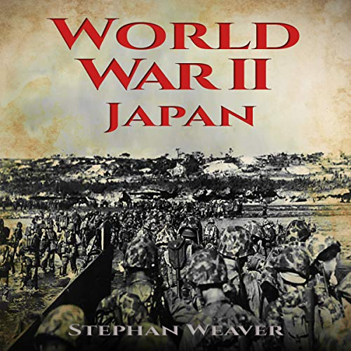 World War 2 Japan     Pearl Harbour - Pacific Theater - Iwo Jima - Battle for the Solomon Islands - Okinawa - Nagasaki - Atomic Bomb              By:                                                                                                                                 Stephan Weaver                               Narrated by:                                                                                                                                 Christopher Boozell                      Length: 1 hr and 5 mins     1 rating     Overall 1.0