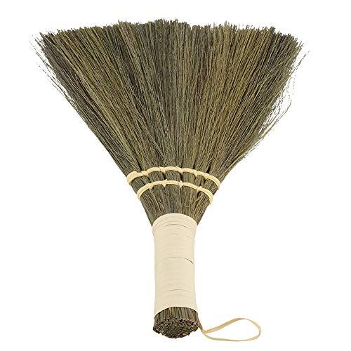 Mini Stroh Besen, Stroh geflochtenen kleinen Besen kleinen Besen, Haushalt Hand Besen Reinigungsmittel, Bastelbedarf