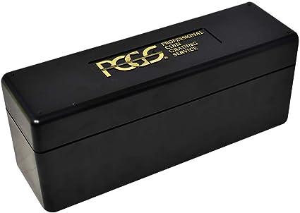 HARD PLASTIC PCGS SLAB STORAGE BOX