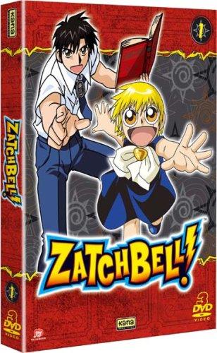 ZatchBell-Coffret 1