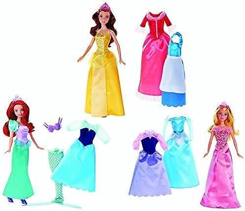 Seleccione de las marcas más nuevas como Disney Princess Dreams Come True Doll & & & Fashions Gift Set by Disney Princess  genuina alta calidad