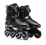 Adult and Beginner Inline Skates, Outdoor Blade Inline Skates Recommended by The Club - 4 Wheel Blades Roller...