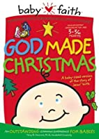 God Made Christmas: A Baby-sized Version of the Story of Jesus [DVD]