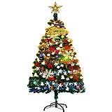 YACONE クリスマスツリー 150cm 高級 ツリー 180cm 電飾つき セット かわいい クリスマスグッズ インテリア 用品 クリスマスプレゼントに最適 おしゃれ 高級クリスマスツリー