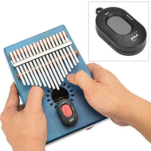 XuBa ET01K Kalimba Tuner 12 Auto-Temperament-Tuning-Modus für das Thumb Piano Mbira Turning Adapter