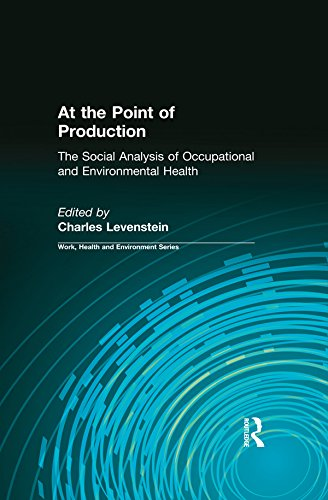 At the Point of Production: The Social Analysis of Occupational and Environmental Health (Work, Health and Environment Series) (English Edition)