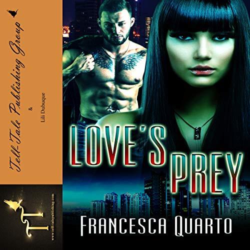 Love's Prey audiobook cover art