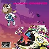 Graduation - Kanye West - Hip-Hop/Rap Album Cover POSTER - Measures 12 x 12 inches