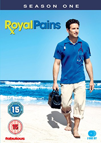 Royal Pains - Season One [3 DVDs] [UK Import]