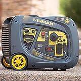 Firman W03081 3300/3000 Watt Recoil Start Gas Portable Generator cETL and CARB Certified