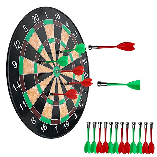 Why Should You Buy Darts Board Set, Children's Strong Magnetic Dart Board, Indoor Home Parent-Child ...