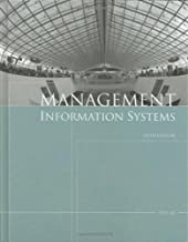 Management Information Systems, Sixth Edition by Effy Oz (2008-01-23)