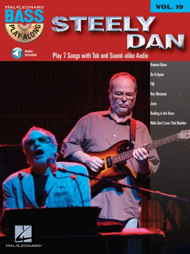 Steely Dan Songbook: Bass Play-Along Volume 19