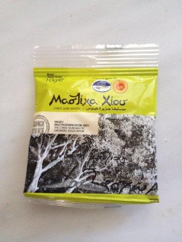 Gum Mastic Chios, 10g bag