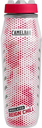 CamelBak Botella de agua unisex con diseño de Reign, color rojo universitario, talla única