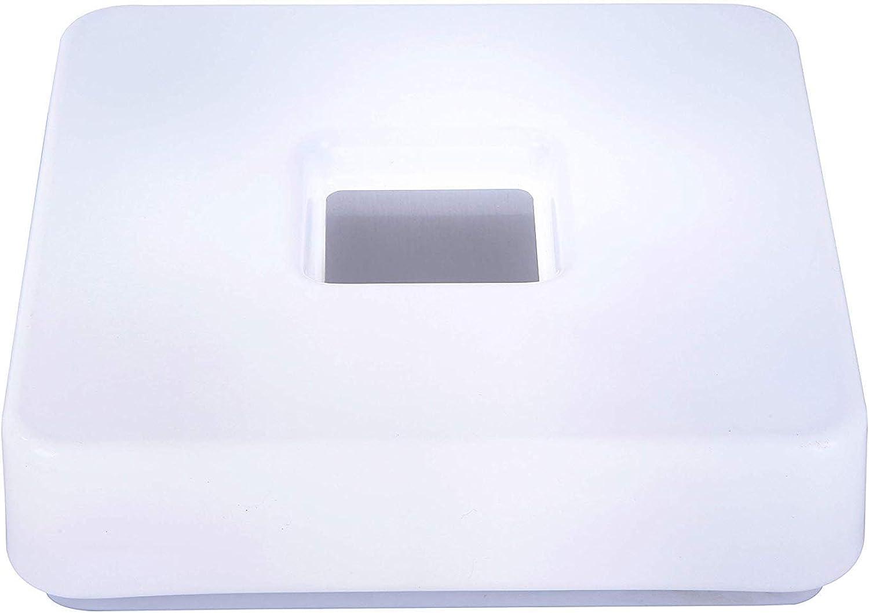 Zhang Yan ZYY Moderne Weie Acryl LED Quadrat Schlafzimmer Deckenleuchte Einfache Design Balkon Deckenleuchte Wohnzimmer Deckenleuchten