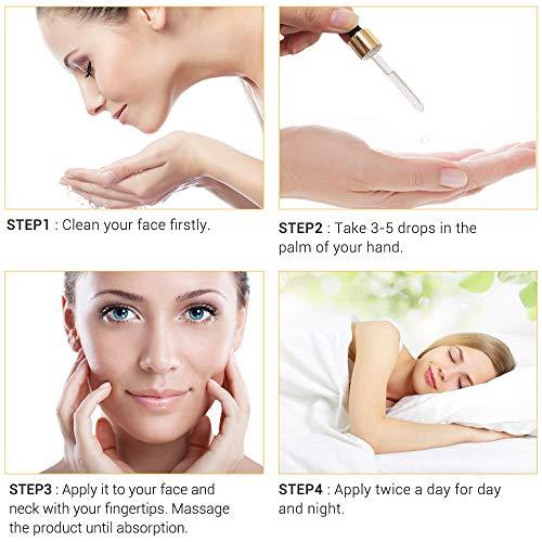 51xNK11ddyL - Retinol Serum, BREYLEE Anti Aging Anti Wrinkle Face Serum Vitamin A Retinol with Natural Ingredients for Skin Care Eye Care Fade Lines Acne Scars Dark Spots (17ml, 0.6 Fl Oz)