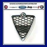 FCA 156112051 Griglia Satinata Originale restyling Front Anteriore