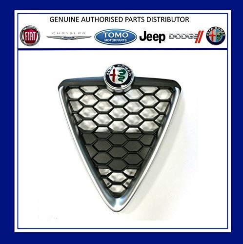 Alfa Romeo Giulietta 156112051 - Rejilla de radiador para parachoques delantero