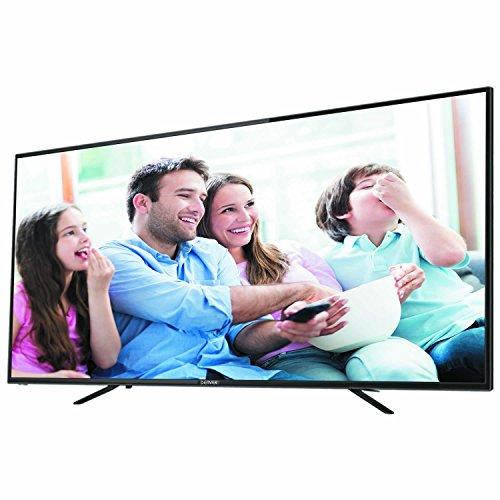 Denver LED6570T2CS 4K Televisor LED 65' 4K Ultra HD 3840X2160-200CD/M2-3500:1-6MS - 3XHDMI - USB - 2X8W - VESA 200X200