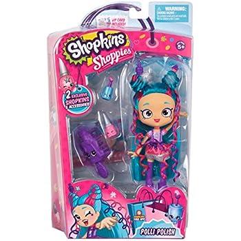Shopkins Shoppies Dolls - Polli Polish | Shopkin.Toys - Image 1