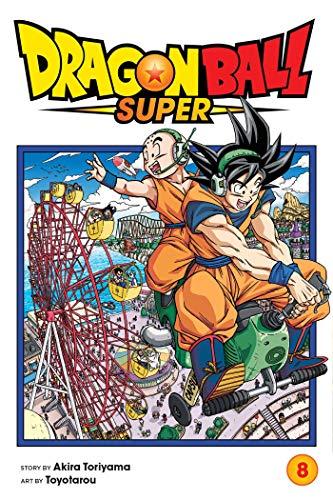 Dragon Ball Super, Vol. 8 (Dragonball super, 8)