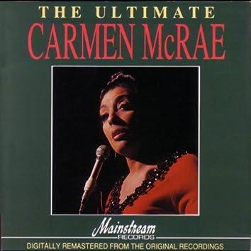 The Ultimate Carmen McRae