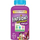 Best Gummy Multivitamin For Kids - Flintstones Gummies Kids Vitamins, Gummy Multivitamin for Kids Review