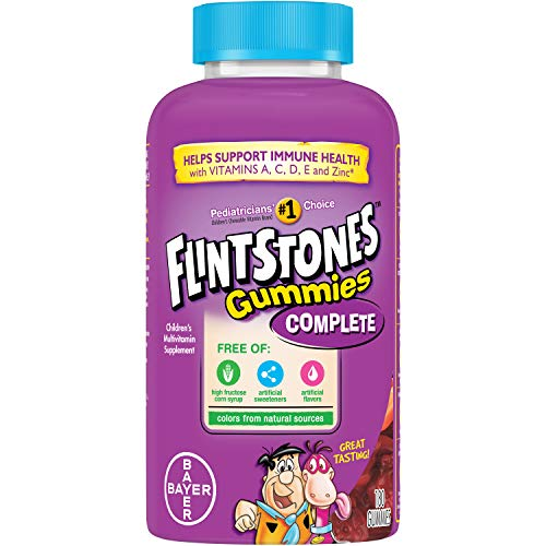 Flintstones Gummies Kids Vitamins, Gummy Multivitamin for...