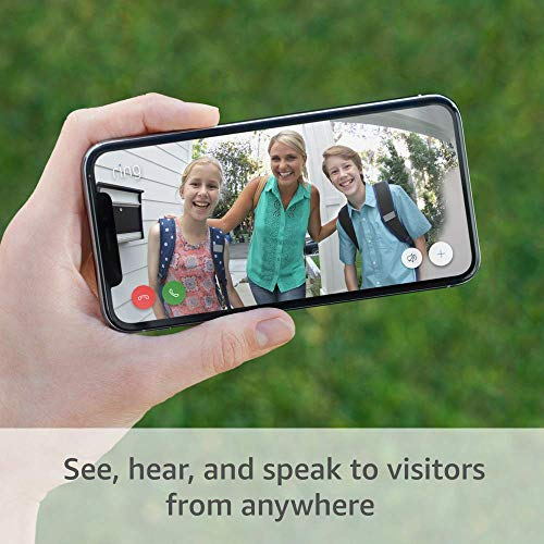 Ring WiFi Enabled Smart Video Doorbell ~ USED