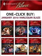 One-Click Buy: January 2010 Harlequin Blaze